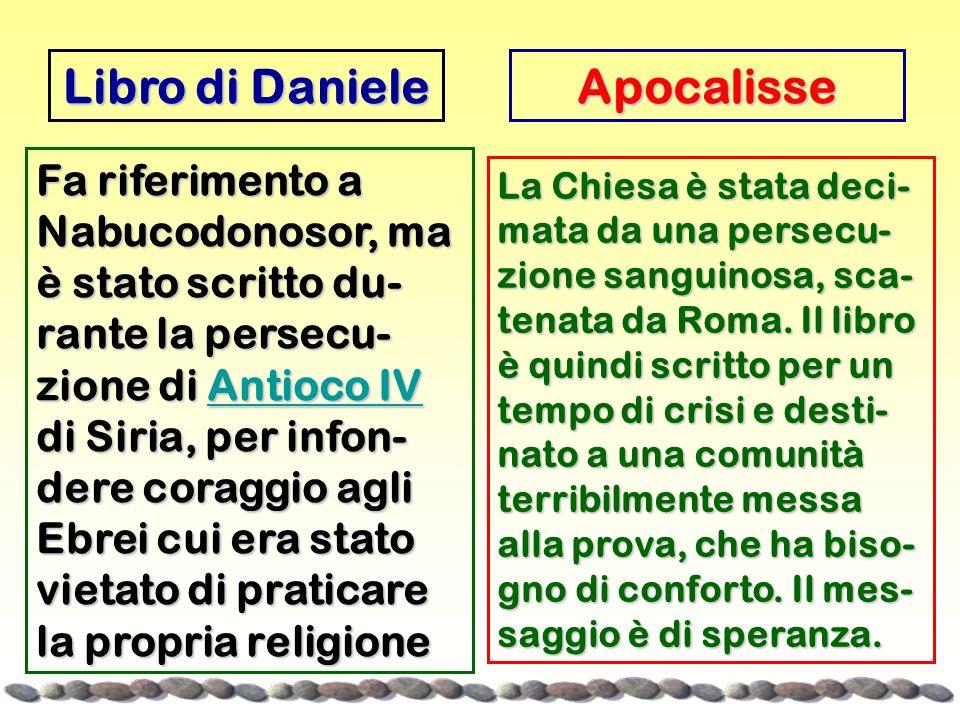 Libro di Daniele Apocalisse