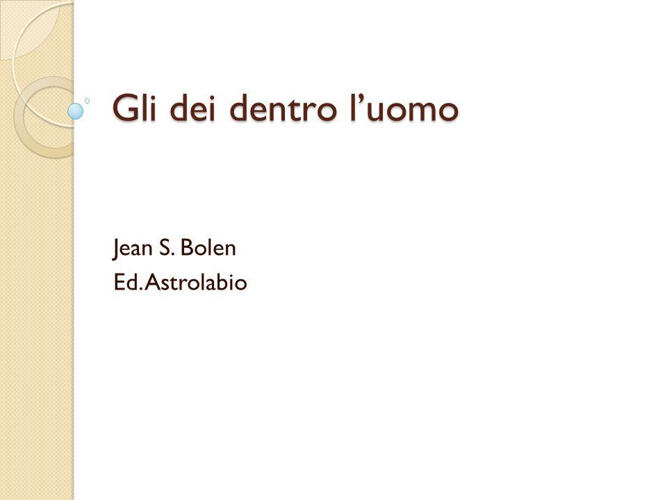 Jean S. Bolen Ed. Astrolabio