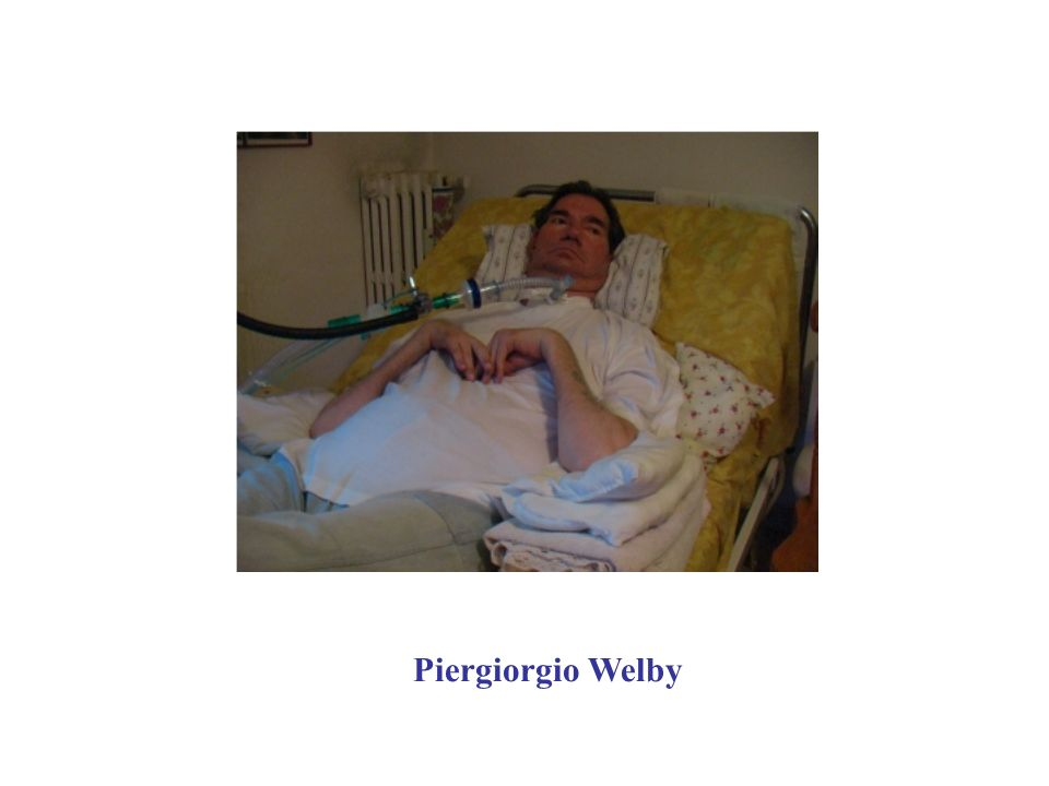 Piergiorgio Welby