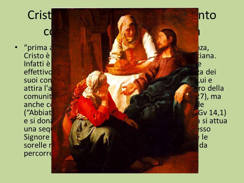Cristo e l'azione dello Spirito Santo come mediazione costitutiva