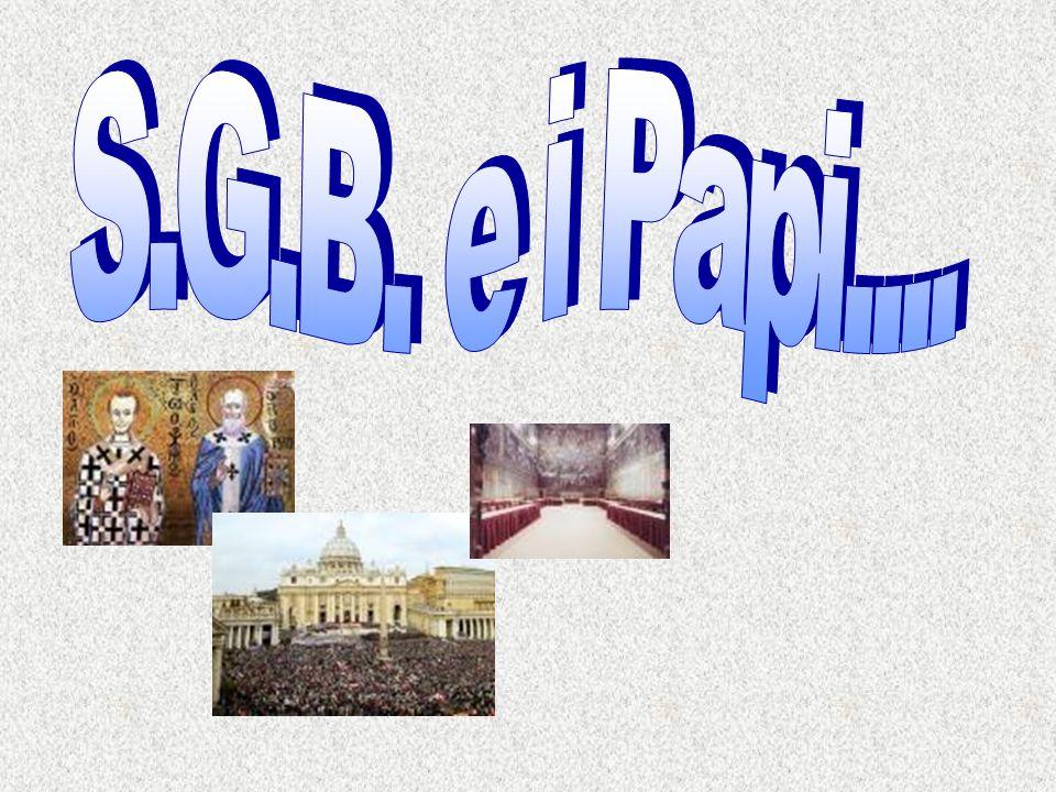 S.G.B. e i Papi....