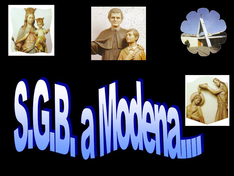 S.G.B. a Modena....