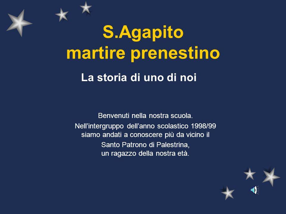 S.Agapito martire prenestino