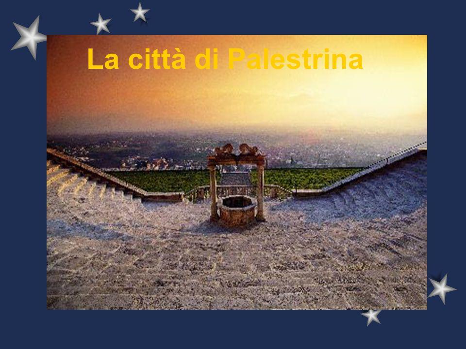 La città di Palestrina
