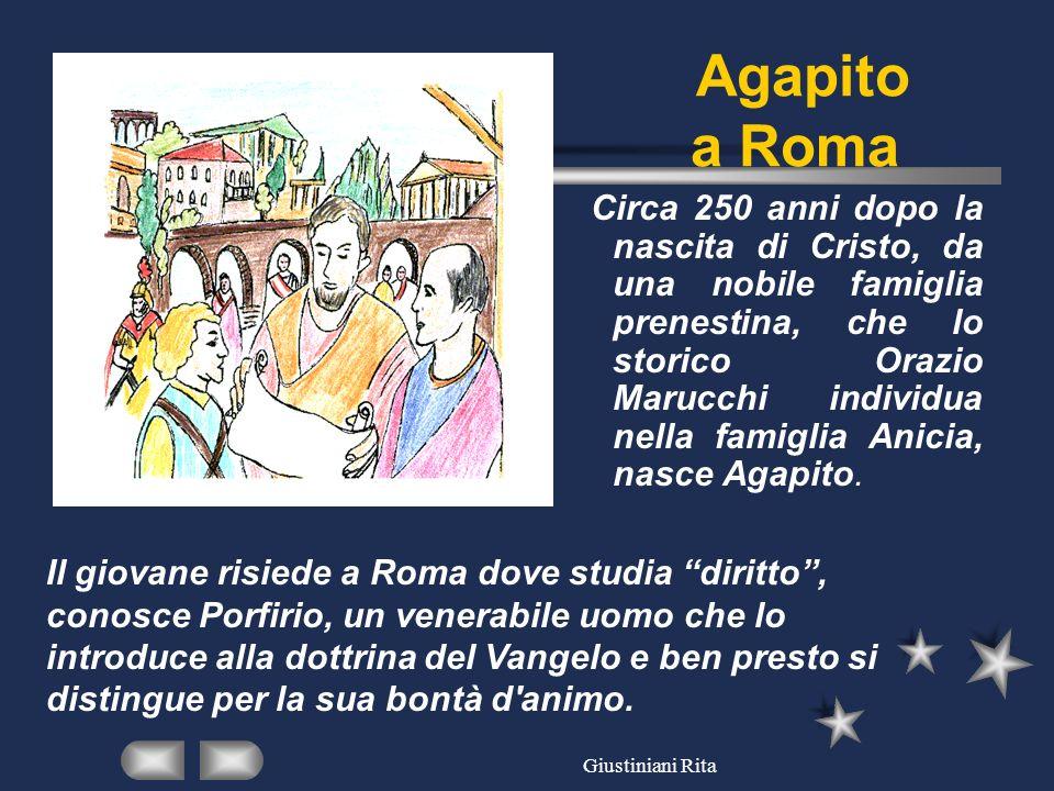 Agapito a Roma