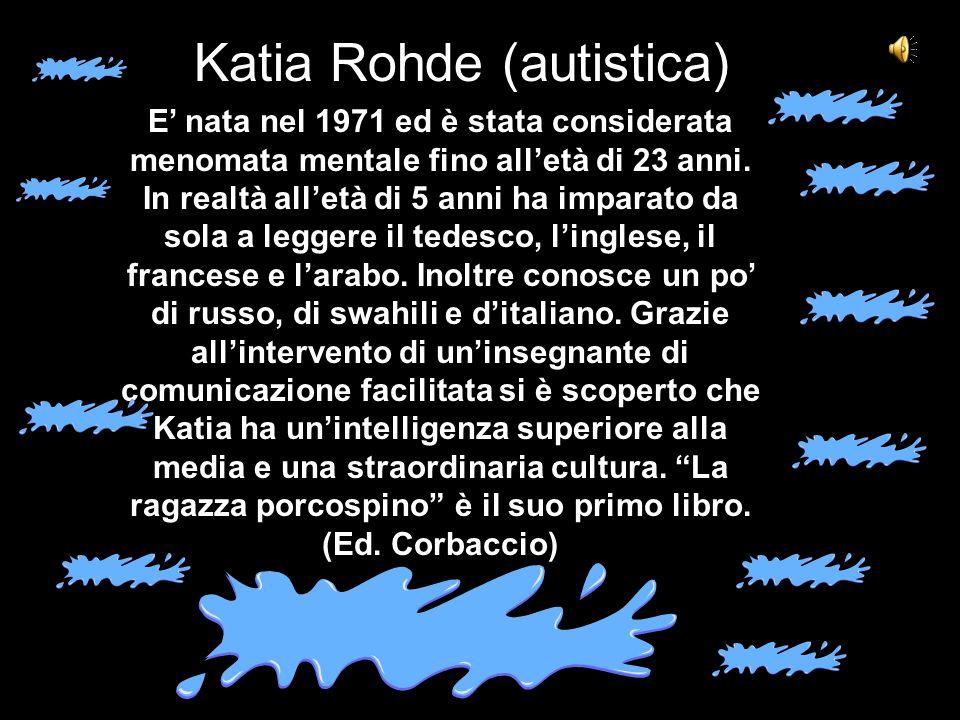 Katia Rohde (autistica)
