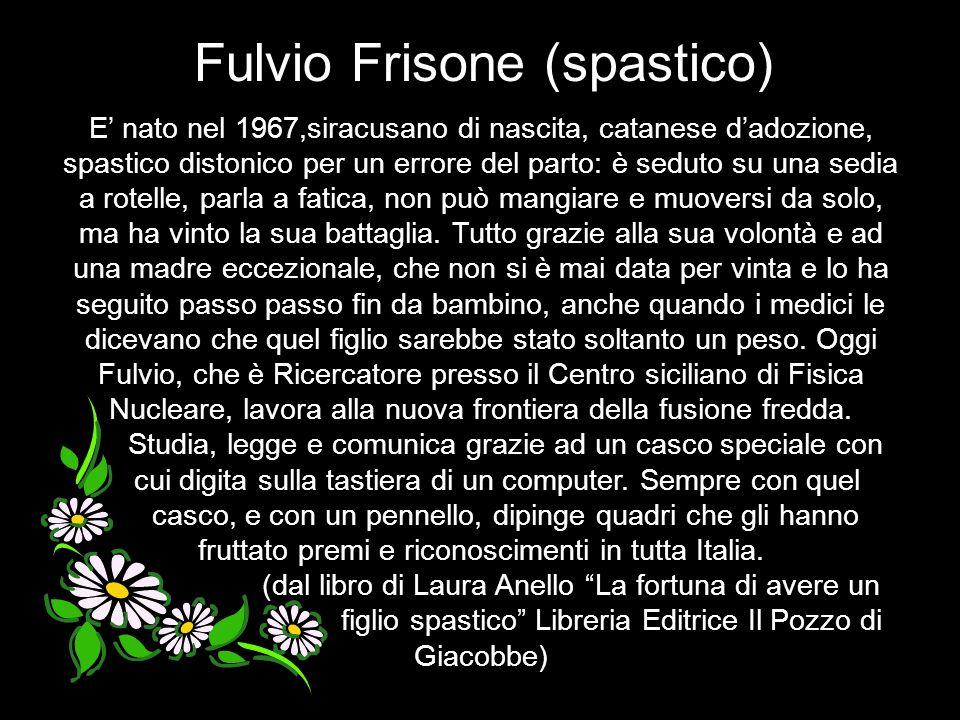 Fulvio Frisone (spastico)