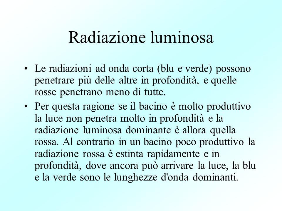 Radiazione luminosa