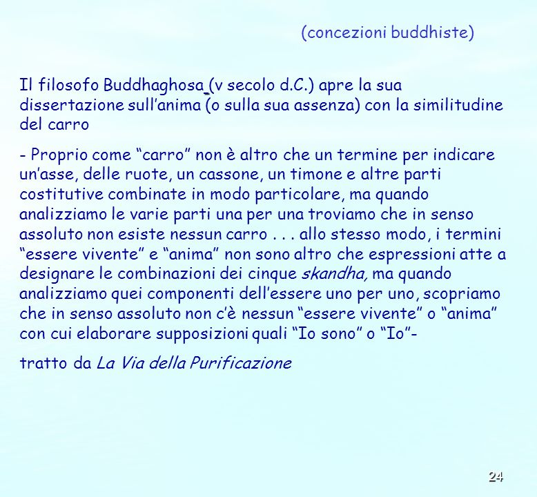 (concezioni buddhiste)