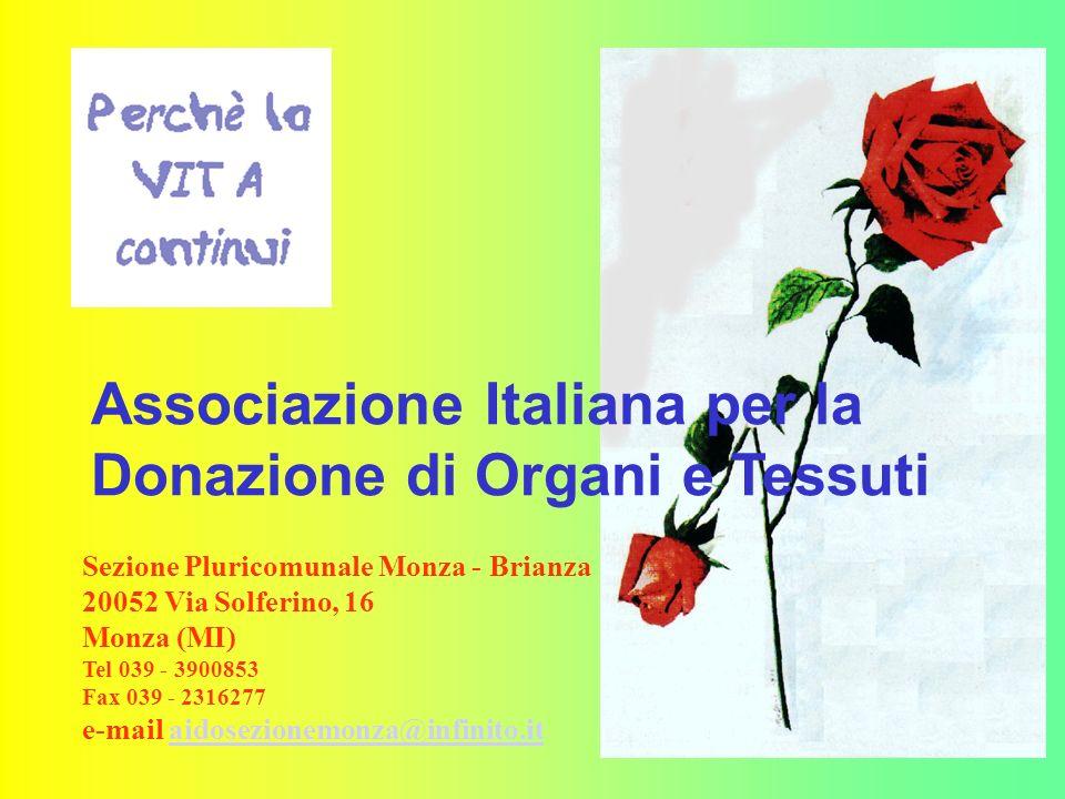 Associazione Italiana per la Donazione di Organi e Tessuti