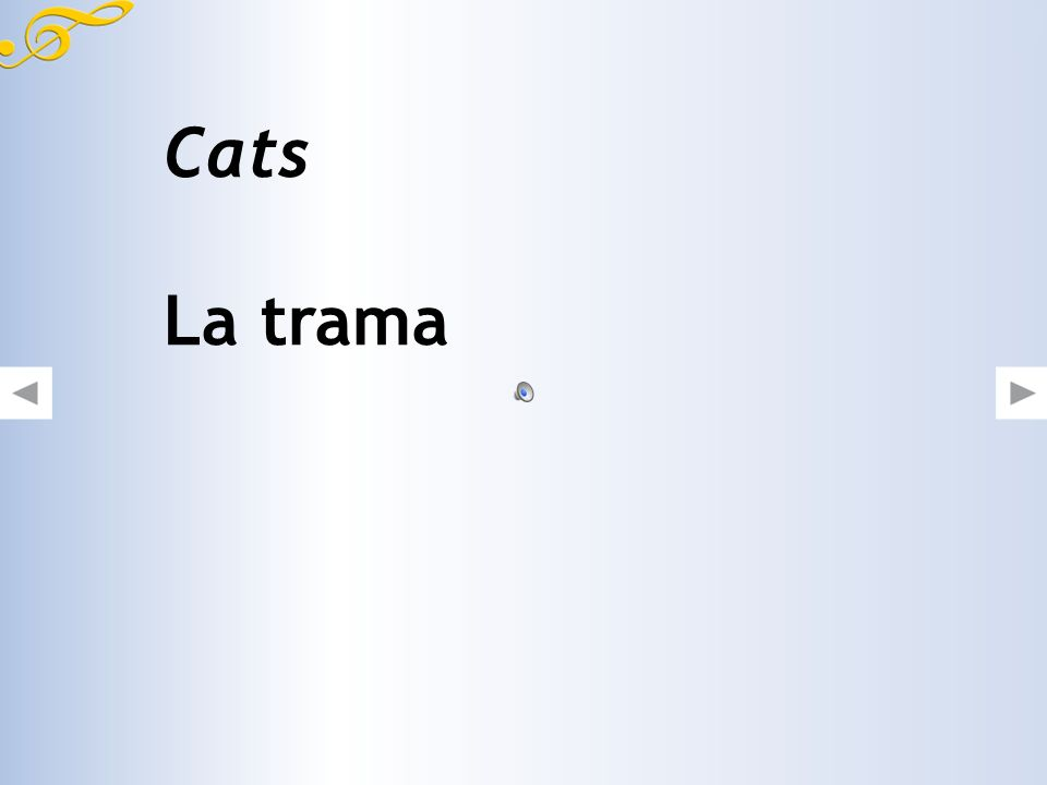 Cats La trama