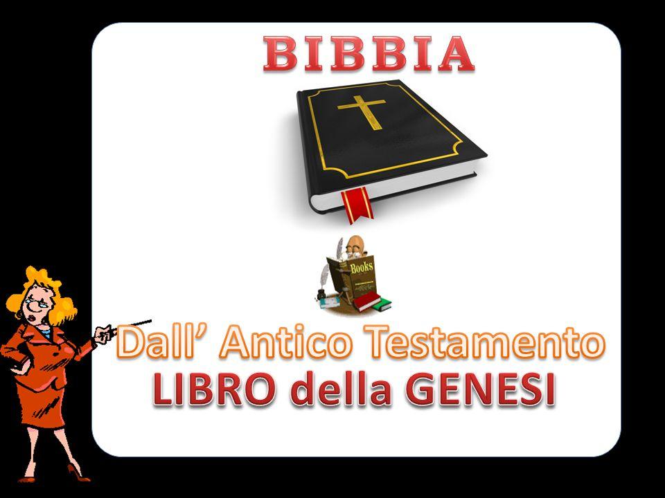 Dall' Antico Testamento