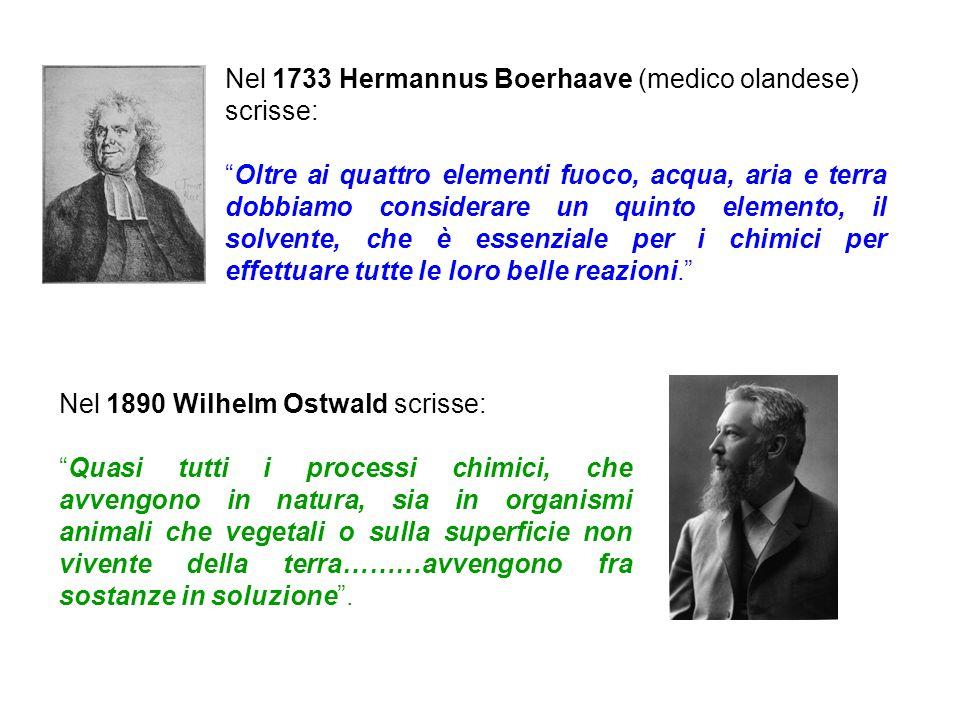 Nel 1733 Hermannus Boerhaave (medico olandese) scrisse: