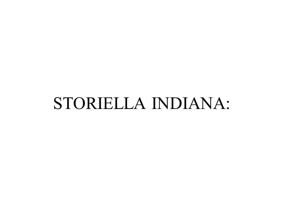 STORIELLA INDIANA: