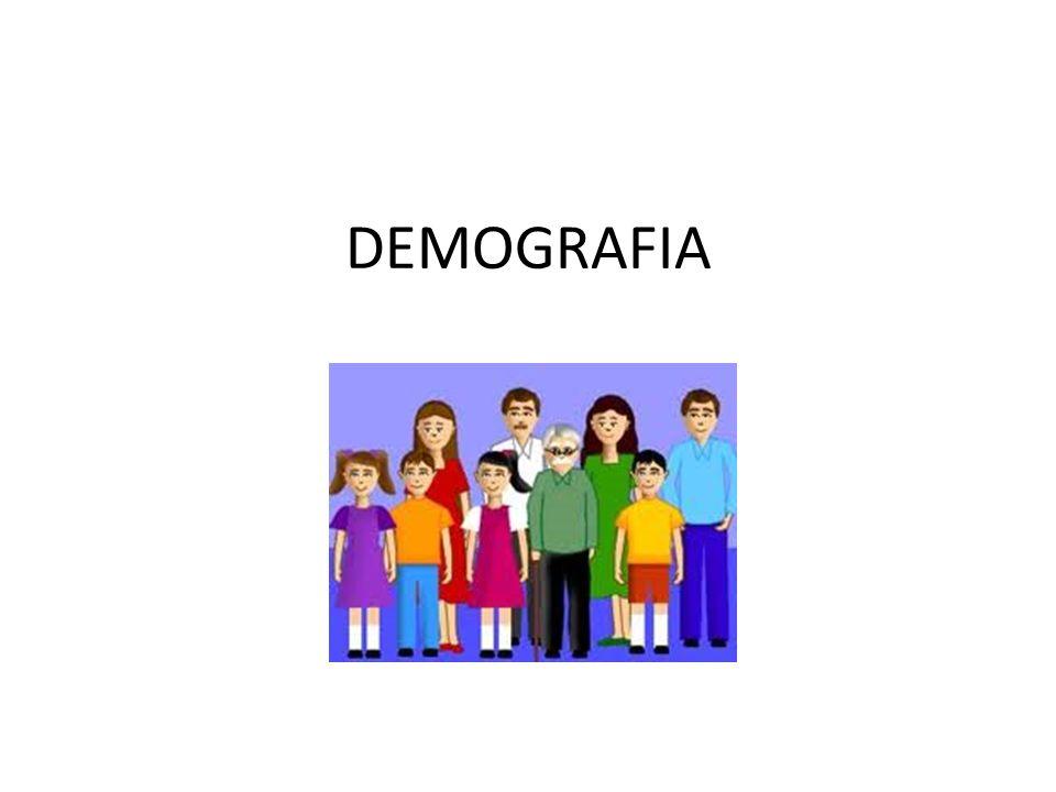 DEMOGRAFIA .