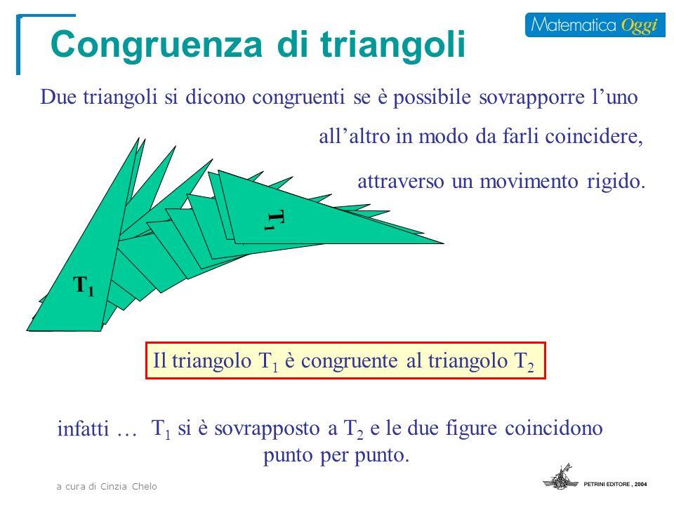 Congruenza di triangoli