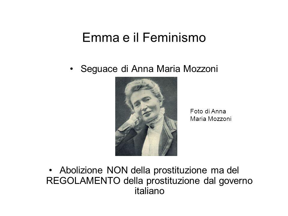 Seguace di Anna Maria Mozzoni