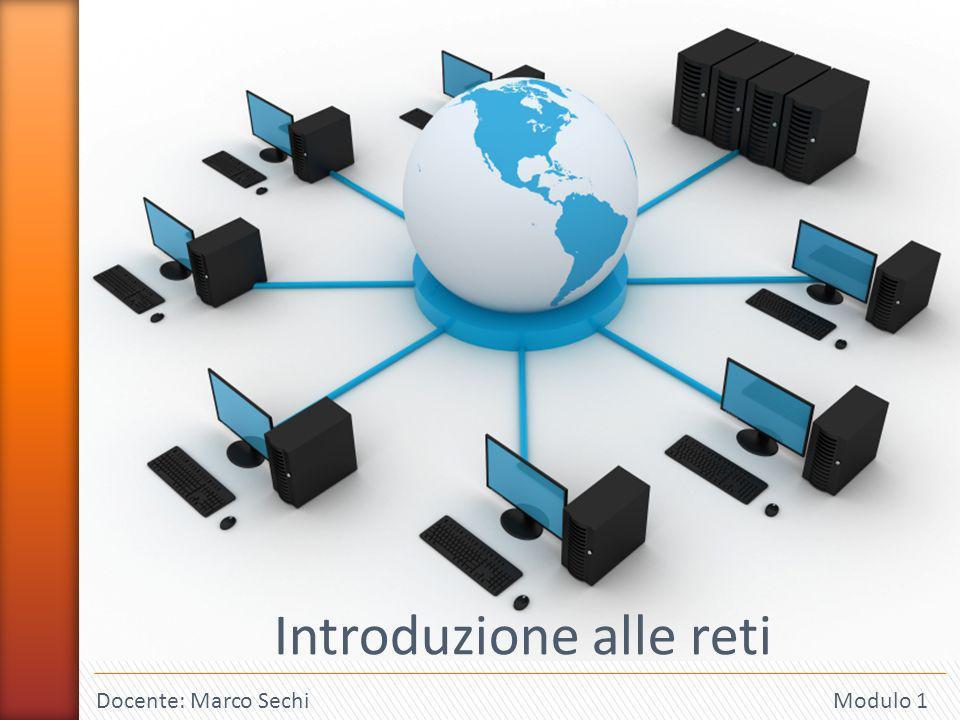 Introduzione alle reti