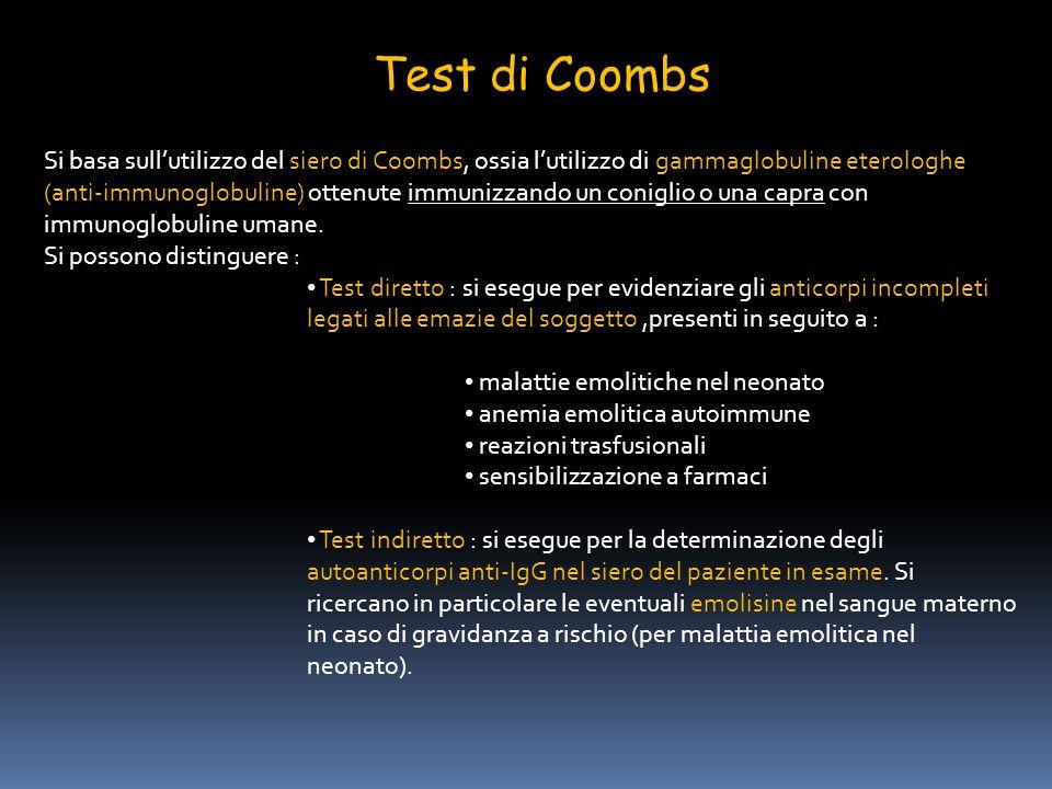 Test di Coombs