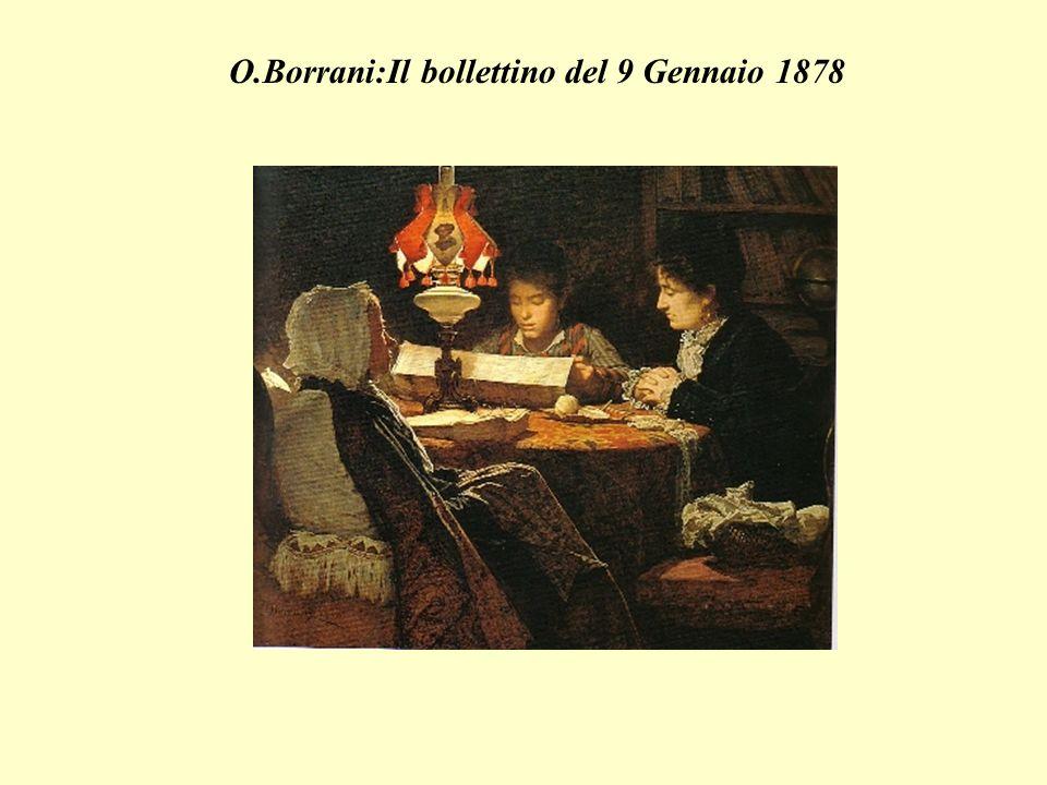 O.Borrani:Il bollettino del 9 Gennaio 1878