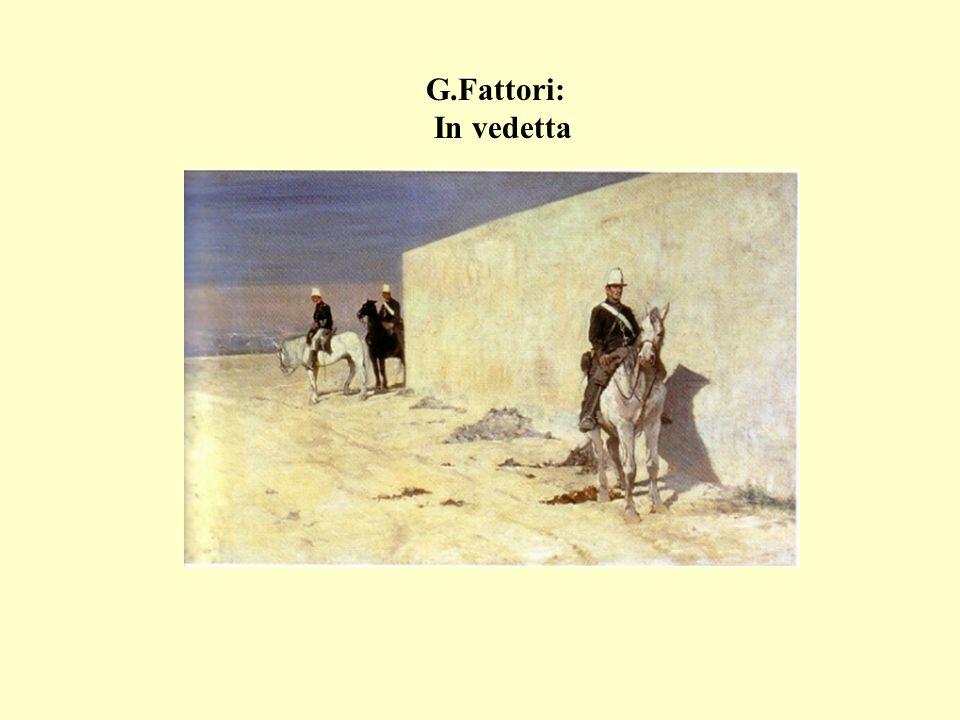 G.Fattori: In vedetta