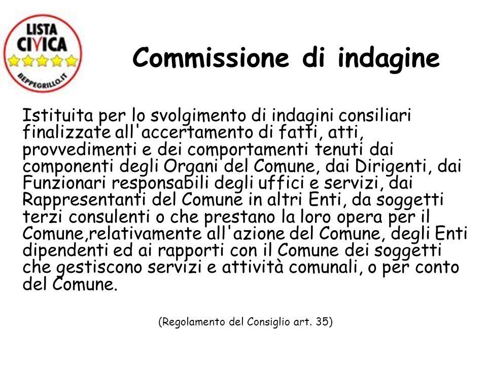 Commissione di indagine