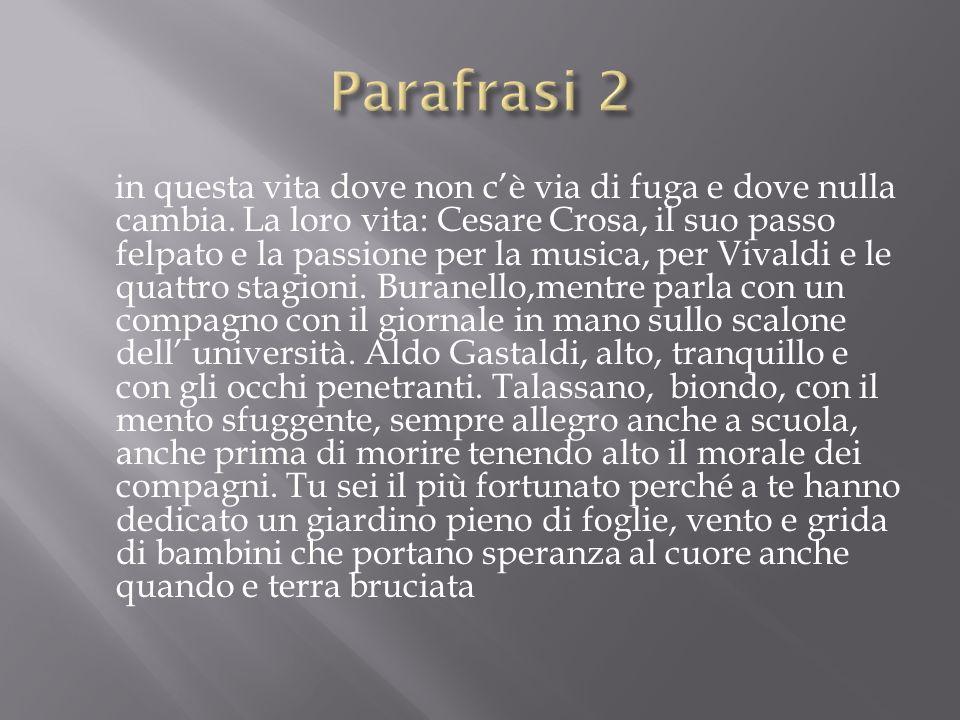 Parafrasi 2