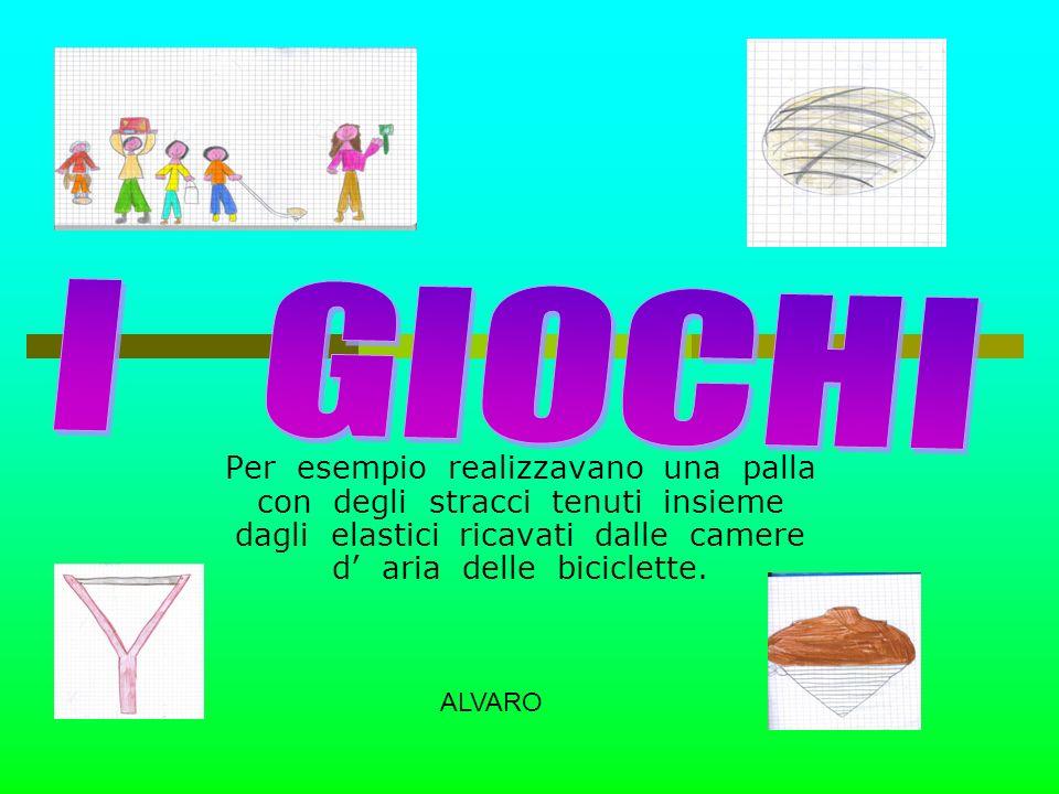 I GIOCHI