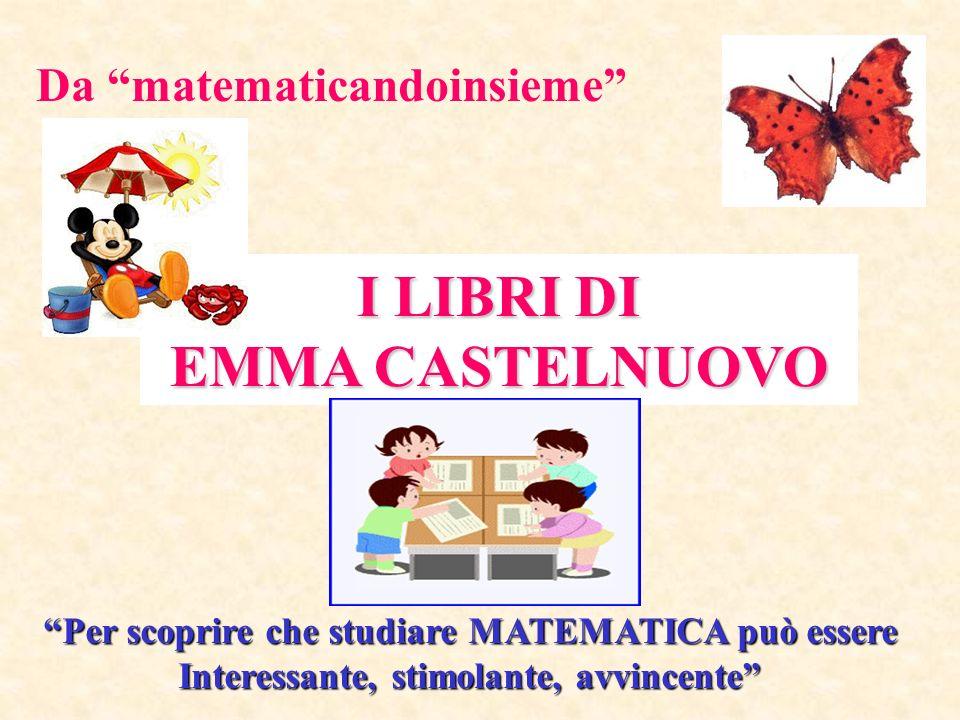 I LIBRI DI EMMA CASTELNUOVO