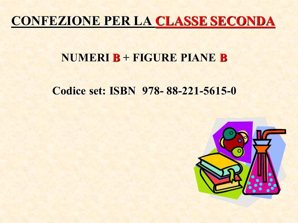 NUMERI B + FIGURE PIANE B
