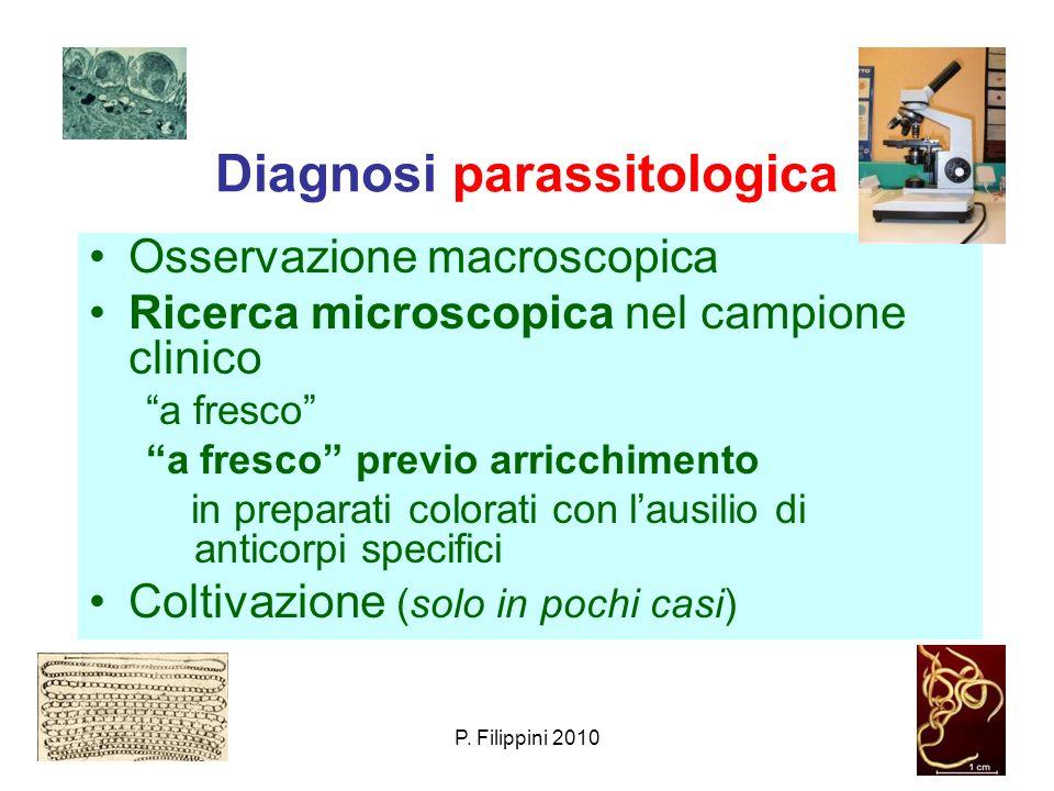 Diagnosi parassitologica