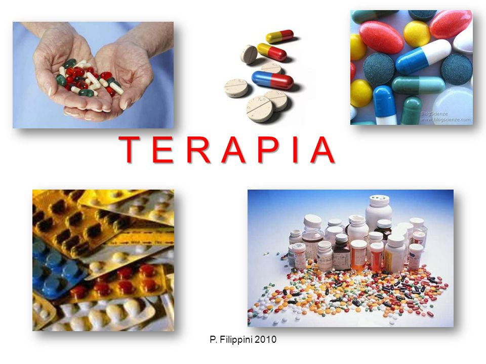 T E R A P I A P. Filippini 2010