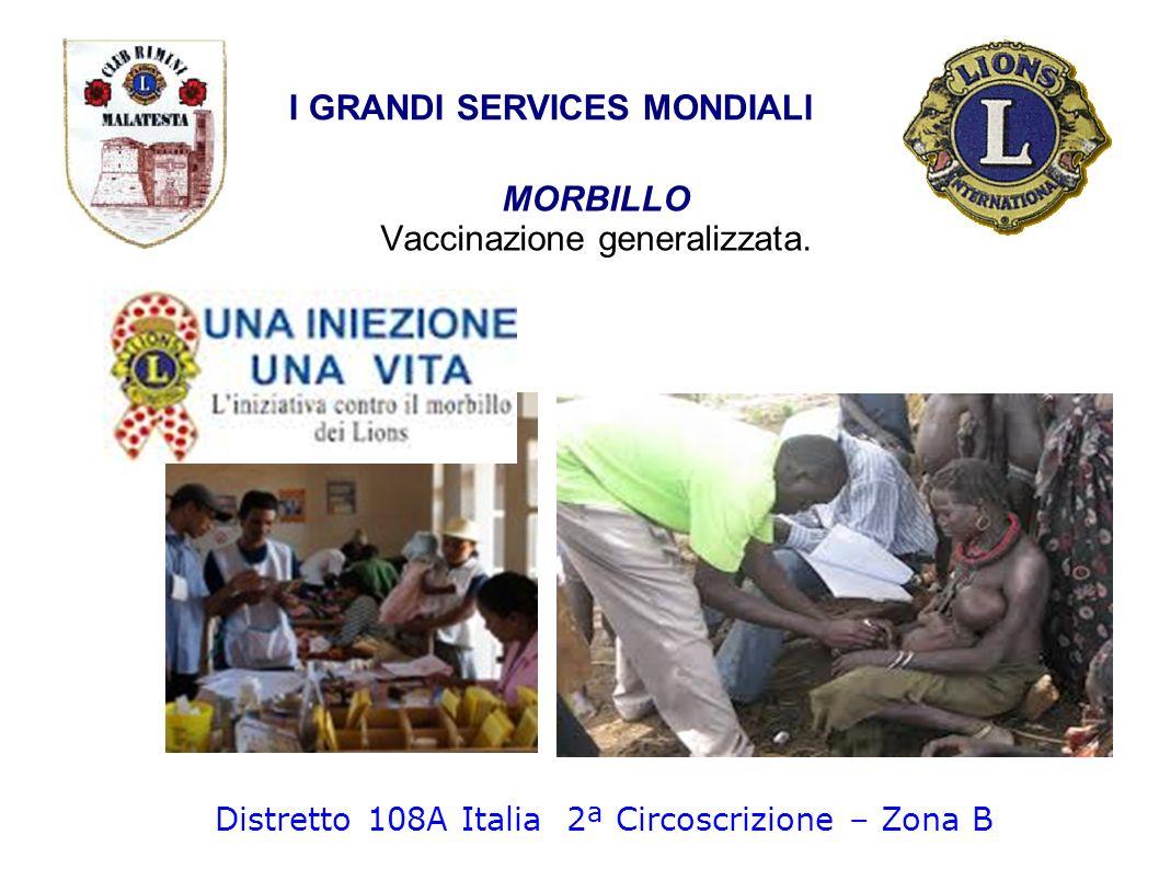 I GRANDI SERVICES MONDIALI