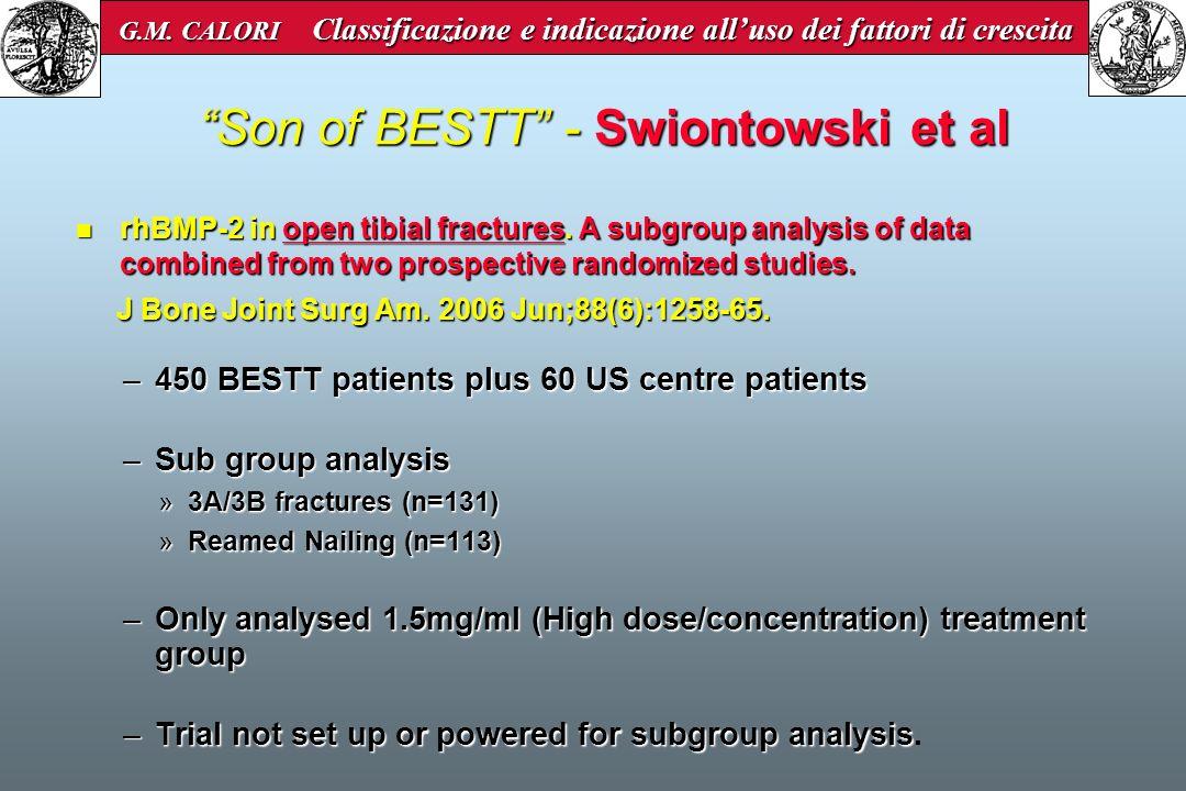 Son of BESTT - Swiontowski et al
