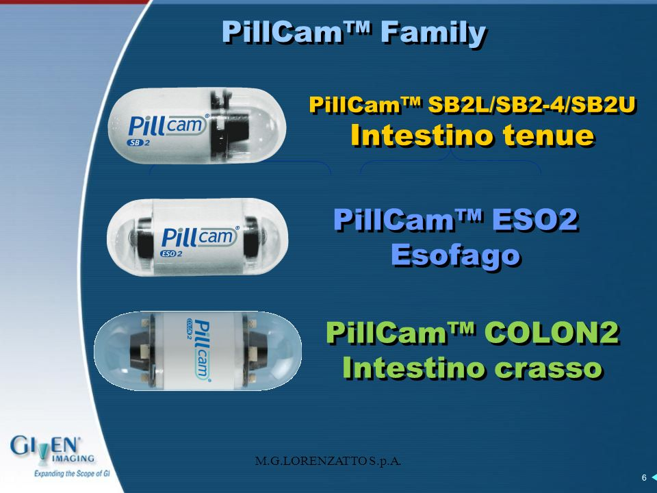 PillCam™ COLON2 Intestino crasso