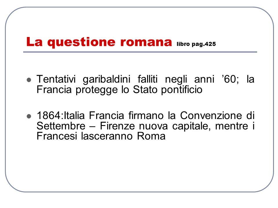 La questione romana libro pag.425