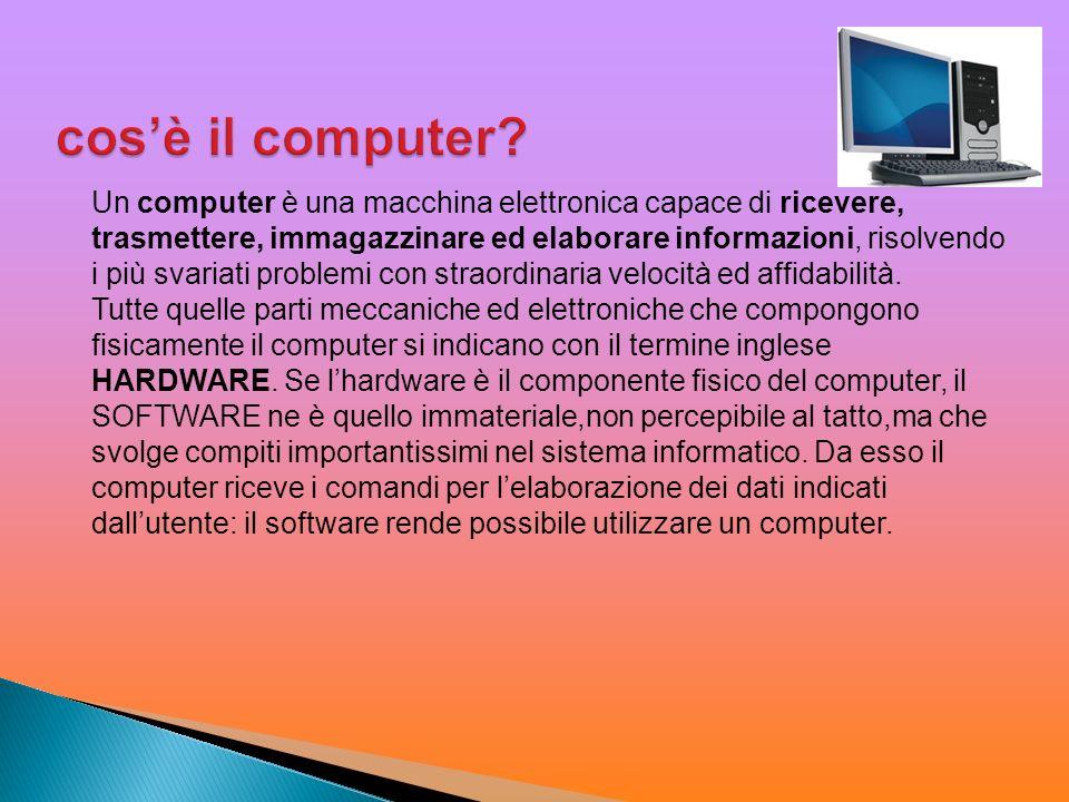 cos'è il computer
