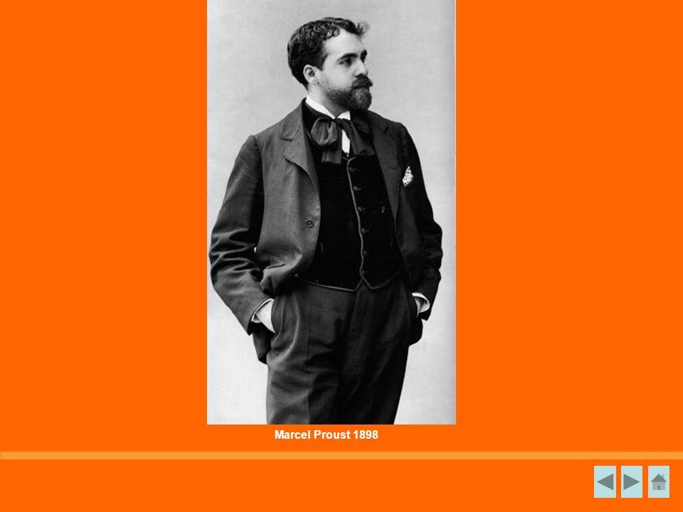 Marcel Proust 1898