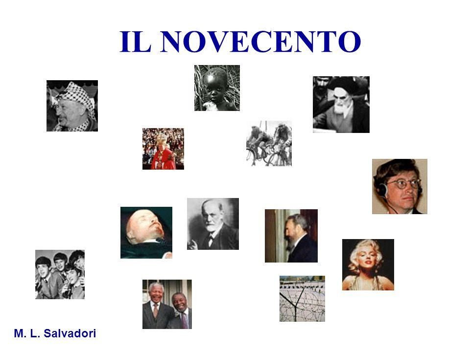 IL NOVECENTO M. L. Salvadori