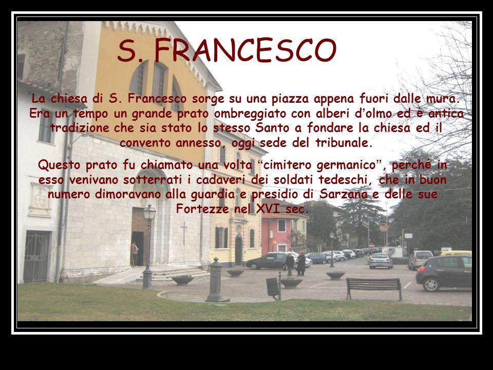 S. FRANCESCO
