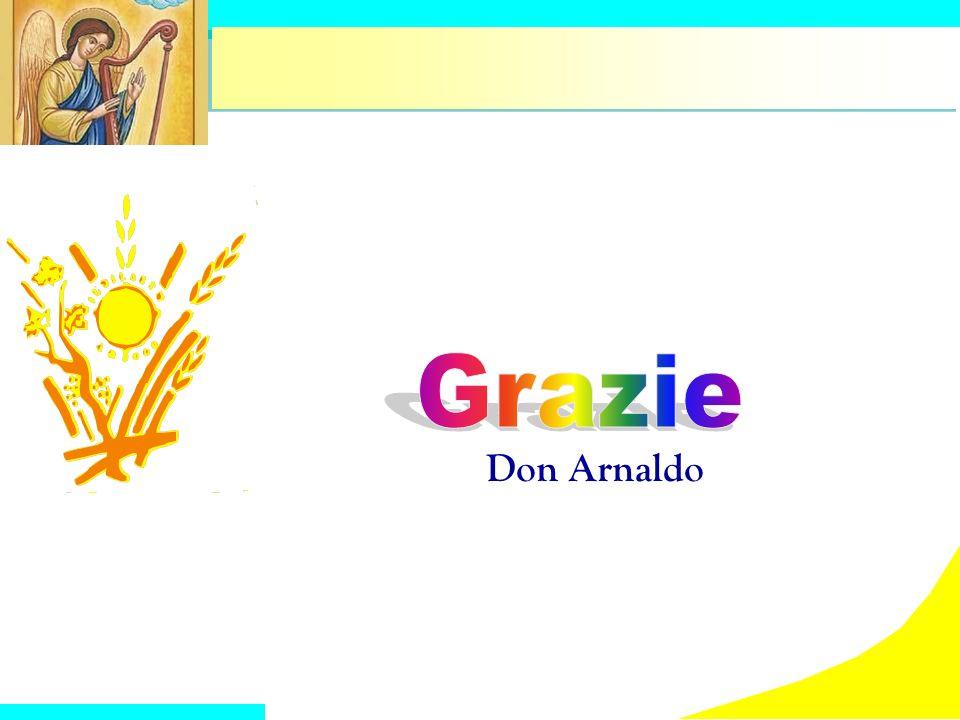 Grazie Don Arnaldo