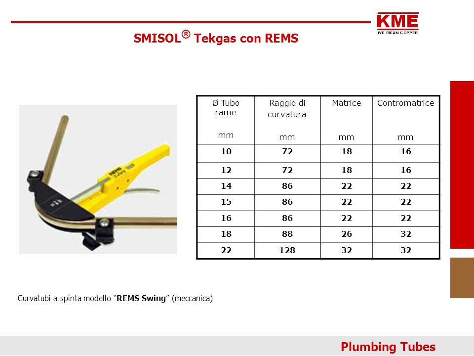 SMISOL® Tekgas con REMS