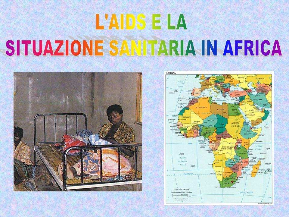 SITUAZIONE SANITARIA IN AFRICA