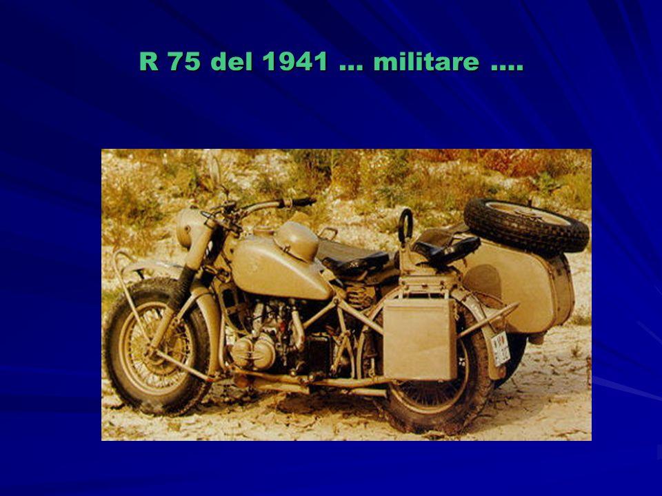 R 75 del 1941 … militare ….