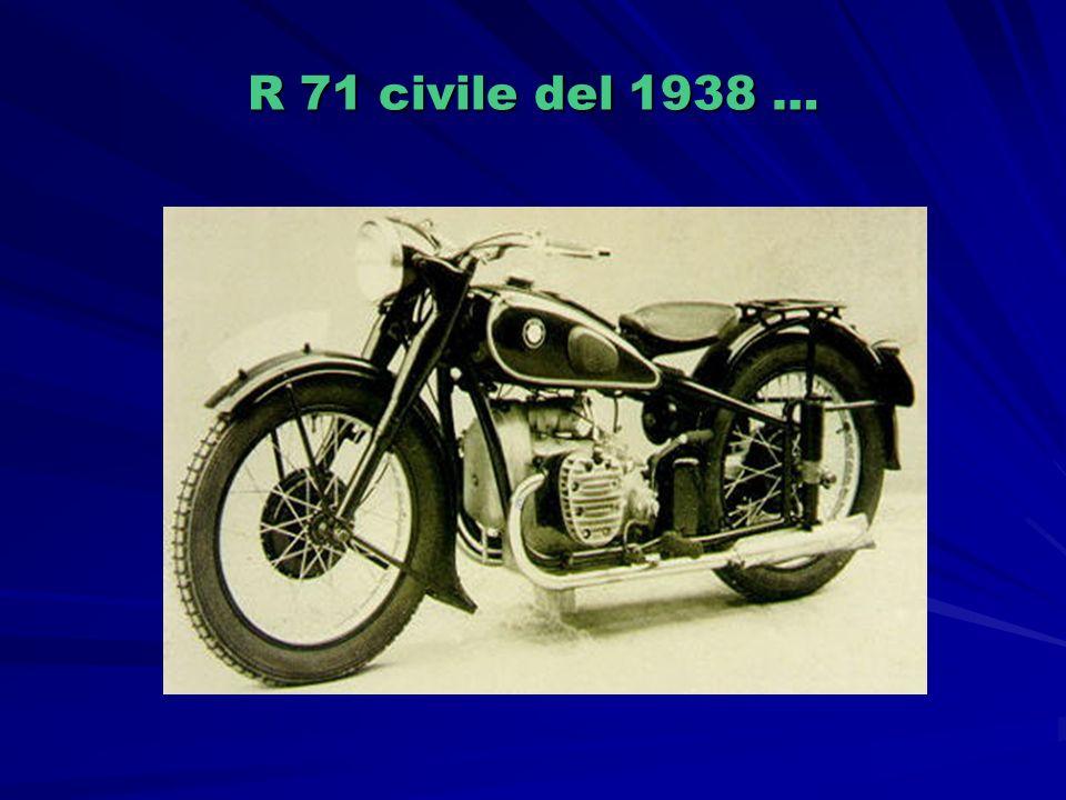 R 71 civile del 1938 …