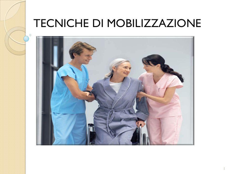 TECNICHE DI MOBILIZZAZIONE