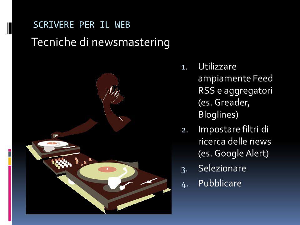 Tecniche di newsmastering