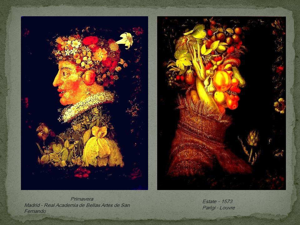 Primavera Madrid - Real Academia de Bellas Artes de San Fernando Estate - 1573 Parigi - Louvre