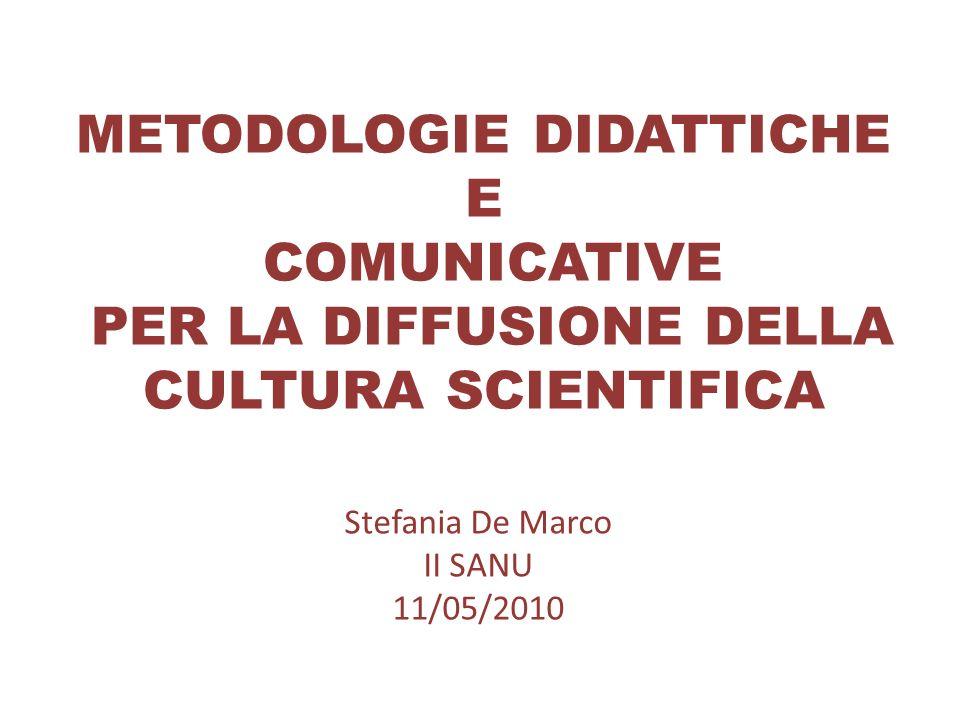 Stefania De Marco II SANU 11/05/2010
