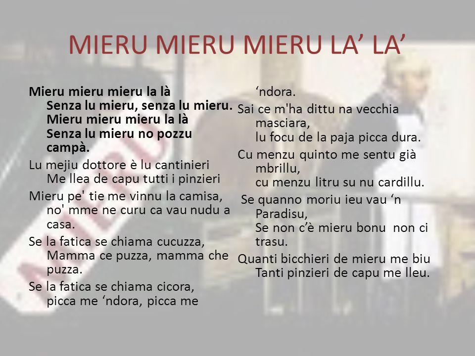 MIERU MIERU MIERU LA' LA'